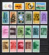 Bulgaria   1981 .-  Y&T  Nº   2643-2644-2645-2646-2647/48-2649-2650/63 - Oblitérés