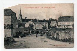 - CPA VESAIGNES-SUR-MARNE (52) - Entrée Du Village 1908 - Edition Roger-Lapetite - - Autres Communes