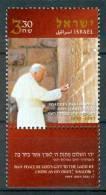 Israel - 2005, Michel/Philex No. : 1823 - MNH - *** - - Nuevos (con Tab)