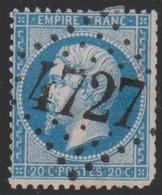 GC  4727   HAMBYE  ( 48  MANCHE )   SIGNE - Poststempel (Einzelmarken)