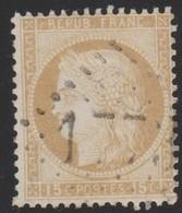 GC  1773   HAYE  DU  PUITS  ( 48  MANCHE )   SUR 55 - Marcophilie (Timbres Détachés)
