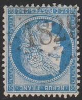 GC  1829  ISSIGNY  LE  BUAT  ( 48  MANCHE )  SJGNE - Marcophilie (Timbres Détachés)