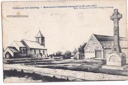 FONTENOY-LEZ-ANTOING - MONUMENT IRLANDAIS INAUGURE LE 25 AOUT 1907 - Antoing