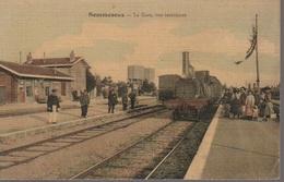 SOMMESOUS - LA GARE - Frankreich