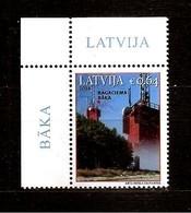 LATVIA LETTLAND 2018 - Ragaciema - SEA LIGHTHOUSE , Beacon  MNH  + 2 BODER - Lettonia