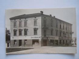 Ceskoslovensko Kromeriz Magasin Shop Stepan Kralik Circulée 1935 - Czech Republic