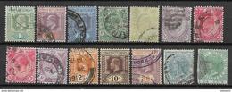 Great Britain Colony Lot Of Used Stamps - Non Classificati