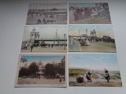 Beau Lot De 20 Cartes Postales Du Pays Bas  Scheveningen   Mooi Lot Van 20 Postkaarten Van Nederland  Holland - 20 Scans - Cartes Postales