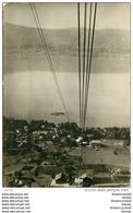 Photo Cpsm Cpm 74 ANNECY. Le Téléphérique 1949. Pour Fréjus - Annecy