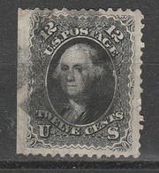 PIA - U.S.A.. - 1861 :  Emissioni Generali - George Washington -  (Yv  23) - Used Stamps