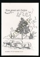 Zeijen - Hunebed Op Het Noordse Veld [AA44-6.524 - Pays-Bas