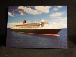 Cunard Line Queen Mary 2__(U-1820) - Barche