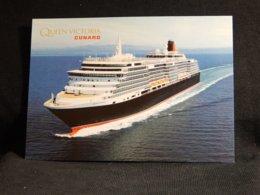 Cunard Line Queen Victoria__(U-1821) - Barche