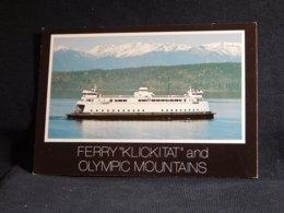 Ferry Klickitat Olympic Mountains__(U-1859) - Schiffe