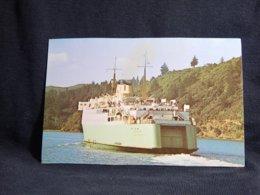 Picton N.Z. Road-Raul Ferry Aramoana__(U-1984) - Schiffe