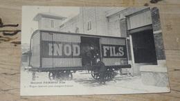 PONTARLIER : Maison PERNOD, Wagon  ….................…4778 - Pontarlier