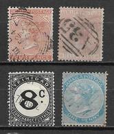 Great Britain Colony, Lot Of Used Stamps - Non Classificati