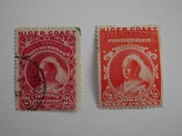 Sevios / Niger Coast / **, *, (*) Or Used - Nigeria (...-1960)