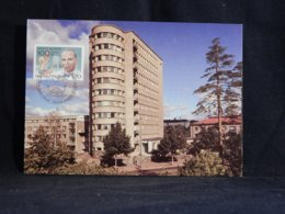 Finland 1987 Arvo Ylppö Maxicard__(U-2812) - Finland