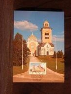 Finland 1988 Kerimäki Church Maxicard__(U-2292) - Finland