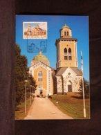 Finland 1988 Kerimäki Church Maxicard__(U-2314) - Finland