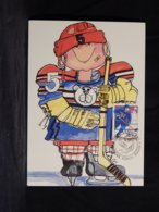 Finland 1991 Ice Hockey Maxicard__(U-2234) - Maximumkarten (MC)