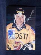 Finland 1991 Ice Hockey Maxicard__(U-2235) - Maximumkarten (MC)