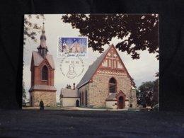 Finland 1992 Vantaa Church Maxicard__(U-2298) - Finland