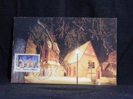Finland 1992 Vantaa Church Maxicard__(U-2300) - Finland