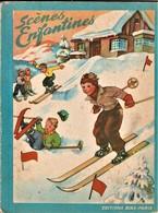Rare Livre Scènes Enfantines 1950 - Livres, BD, Revues
