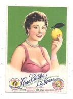 11373 - PALERMO : Carte Publicitaire  CIMO BUTTITTA - Palermo