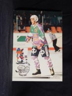 Finland 1997 Ice Hockey Maxicard__(U-2279) - Maximumkarten (MC)
