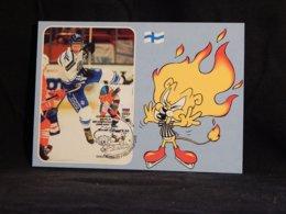 Finland 1997 Ice Hockey Maxicard__(U-2280) - Maximumkarten (MC)