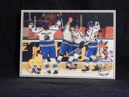 Finland 1997 Ice Hockey Maxicard__(U-2282) - Maximumkarten (MC)