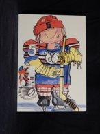 Finland 1997 Ice Hockey Maxicard__(U-2283) - Maximumkarten (MC)