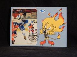 Finland 1997 Ice Hockey Maxicard__(U-2284) - Maximumkarten (MC)