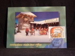 Finland 1997 Santa Claus Maxicard__(U-2353) - Maximumkaarten