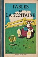 Rare Livre Fables De La Fontaines Dessin De Paul Giraud - Livres, BD, Revues