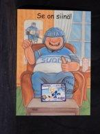 Finland 2003 Ice Hockey Maxicard__(U-2250) - Maximumkarten (MC)