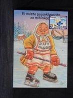 Finland 2003 Ice Hockey Maxicard__(U-2251) - Maximumkarten (MC)