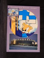 Finland 2003 Ice Hockey Maxicard__(U-2259) - Maximumkarten (MC)