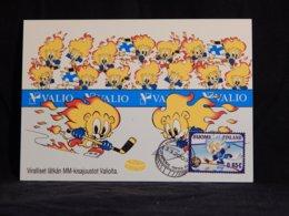 Finland 2003 Ice Hockey Maxicard__(U-2260) - Maximumkarten (MC)