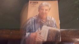 Accordeon / Accordeoniste  JO COURTIN TRIOMPHE EN CAVAGNOLO 1987 - Musique Et Musiciens