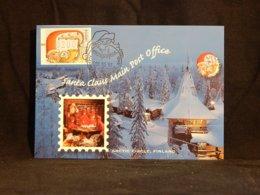 Finland 1997 Santa Claus Maxicard__(U-2352) - Maximumkaarten