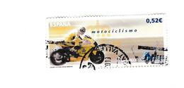 0,52 Euro - 2004 Motocyclisme - 2001-10 Used