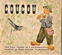 Rare Livre Coucou Album Du Père Castor 1947-1949 - Livres, BD, Revues