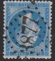 GC  3877   ST  VAAST  DE  LA  HOUGUE  ( 48  MANCHE ) - Marcophilie (Timbres Détachés)