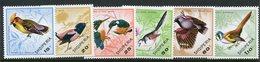 ALBANIA 1968 Birds MNH / **  Michel 1321-26 - Albania