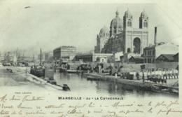 13 - Bouches-du-Rhône - Marseille - La Cathédrale - D 2080 - Other