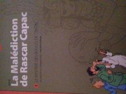 La Malédiction De RASCAR CAPAC HERGE Casterman 2014 Tome 1 Le Mystère Des Boules De Cristal - Hergé